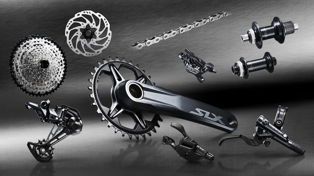 シマノ・XT、SLXが12速へ進化し、今求められる性能を徹底的に具現化した