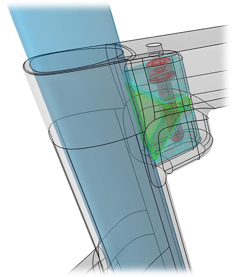 ウィリエール トリエスティーナが軽量ディスクロード「ゼロSLR」を発表