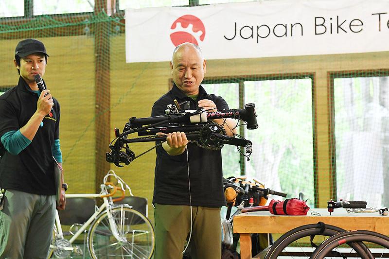 ジャパンバイクテクニーク2019 新世代ツーリングバイクの祭典