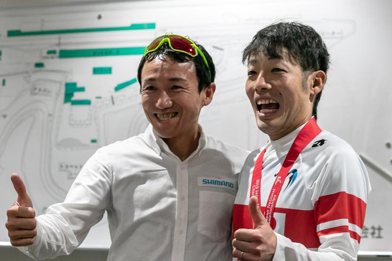 2019全日本、全ての思いを背負ったシマノ入部の勝利