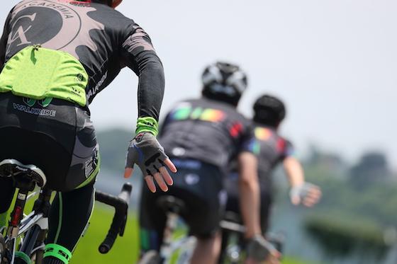 ロードバイク集団走行の基本とルール