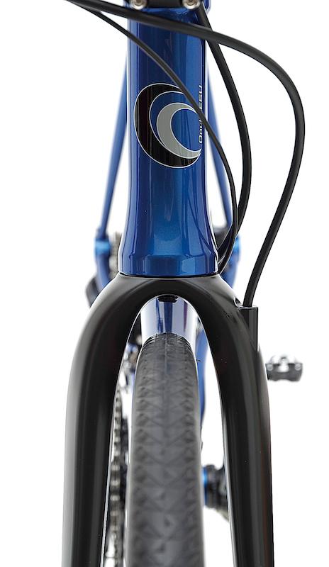 OnebyESU「OBS-RBD1.25TH」ディスクロードバイクのカーボンフォーク