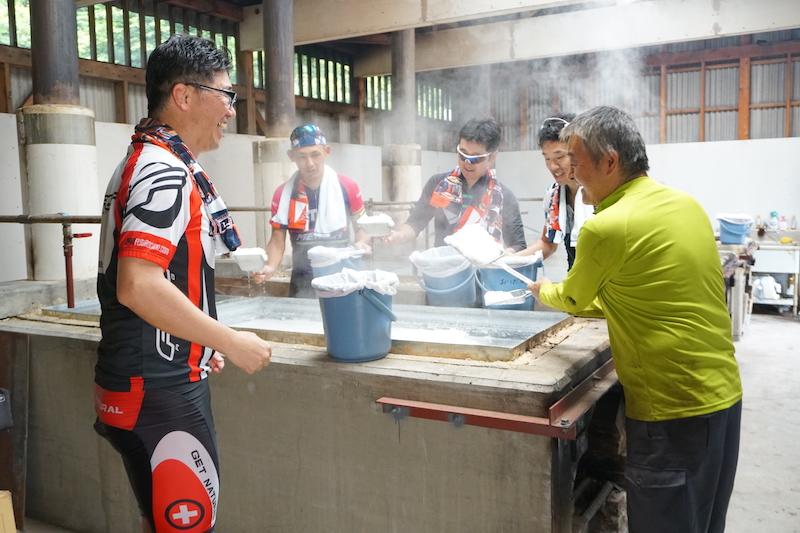 【静岡県】メリダ・オーナーズライド 9/15開催。千年井田塩工房を特別見学