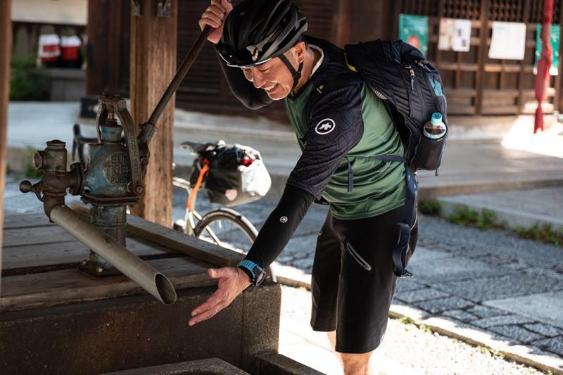 旧街道サイクリングの旅 vol.2 旧東海道をゆく