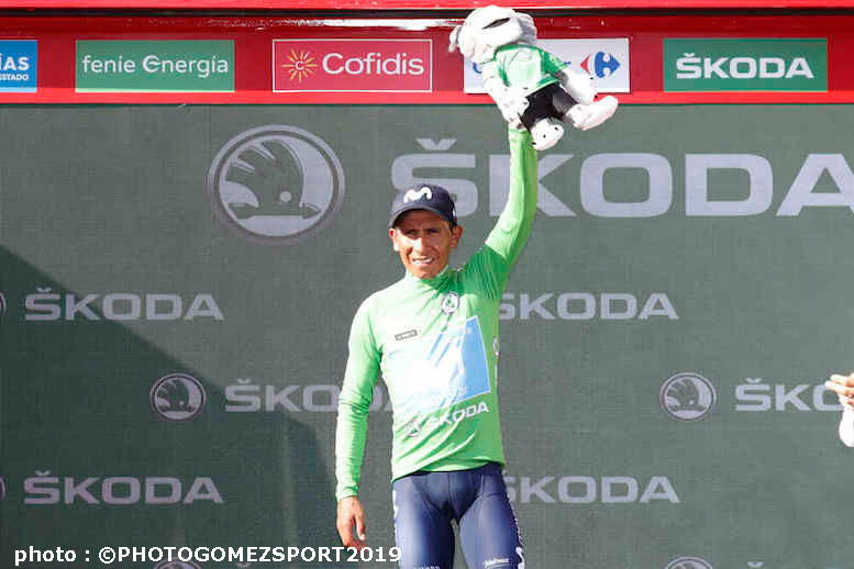 ブエルタ・ア・エスパーニャ2019第2ステージはキンタナが逃げ切り区間優勝/ロッシュが総合首位