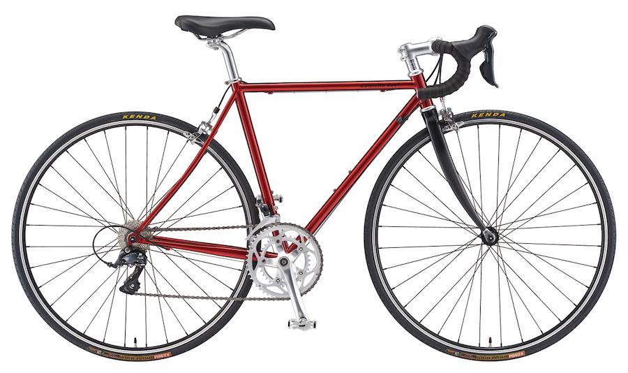 カラミータのクロモリロードバイク「デュエ プラス」に限定カラー登場