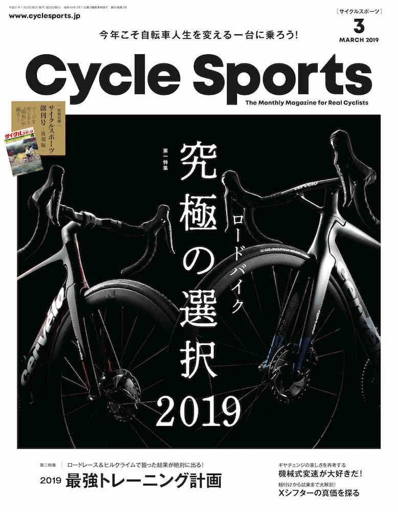 別冊付録「サイクルスポーツ」創刊号 復刻版
