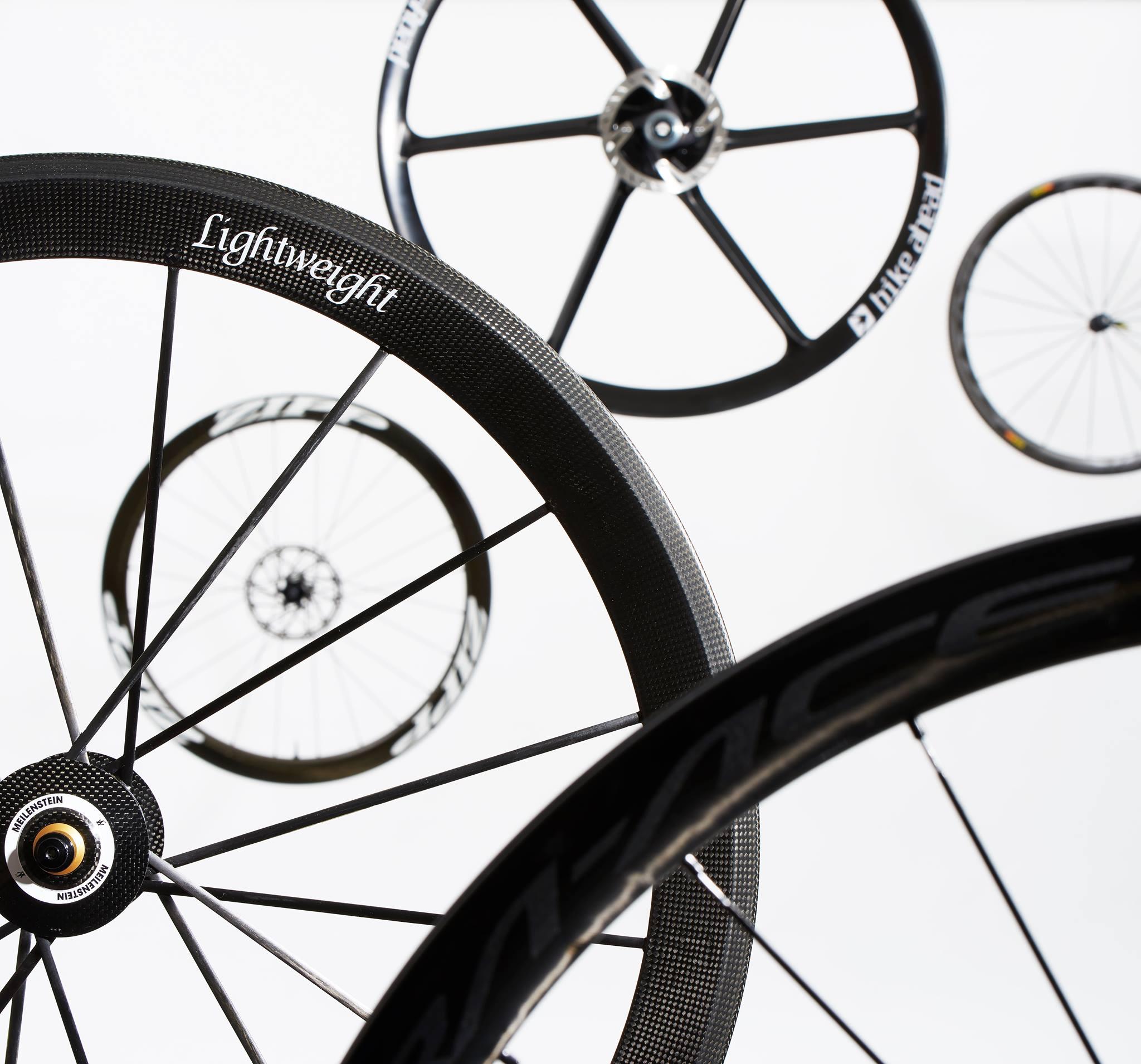 リム&ディスクの注目32モデルを徹底試乗! 2019ロードバイクホイール考