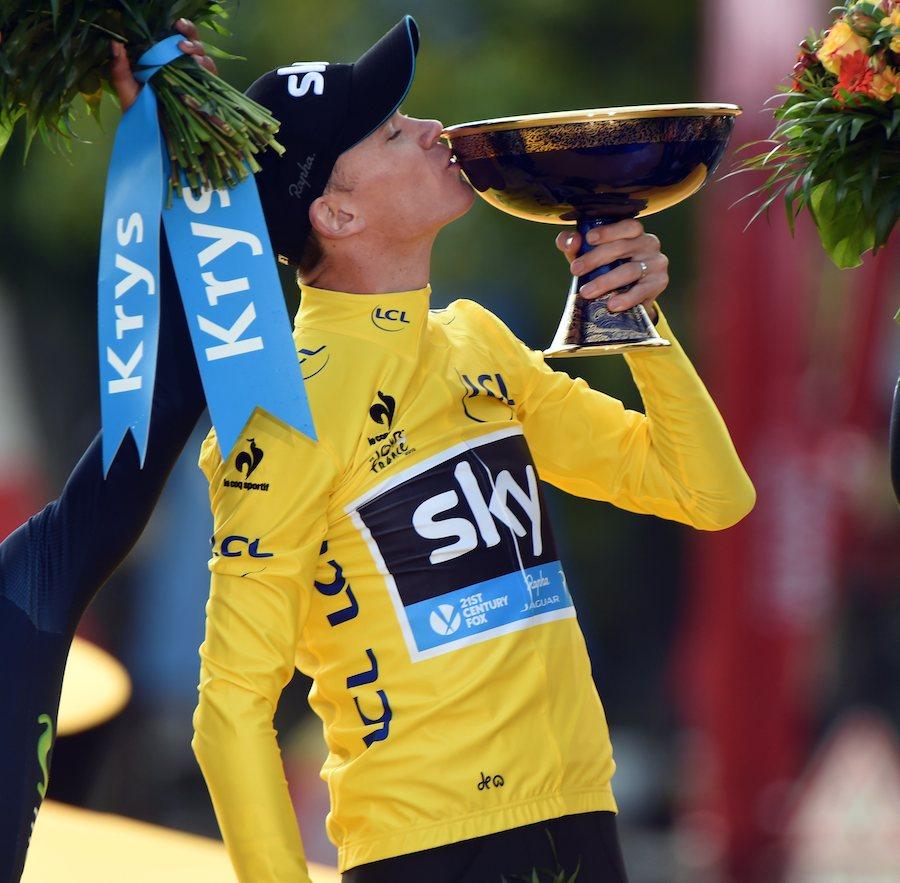 特別付録 2015ツール・ド・フランスのすべて