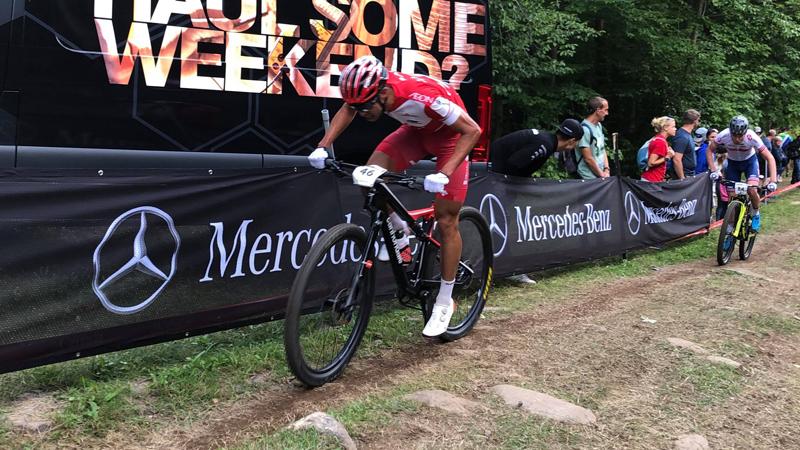 山本幸平は47位 2019マウンテンバイク世界選手権