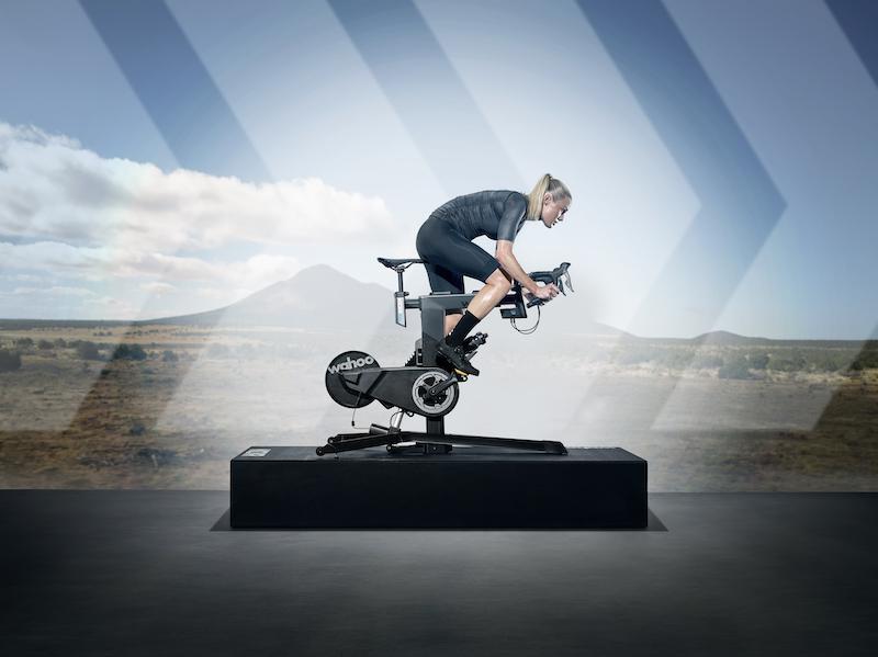 ワフー「キッカーバイク」究極のスマートバイク発表!