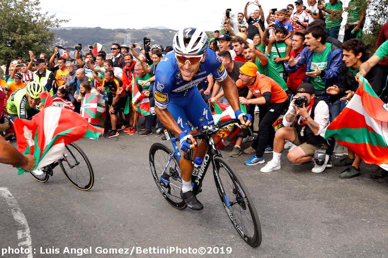 ブエルタ・ア・エスパーニャ2019第12ステージでジルベールがグランツール区間10勝目を達成!