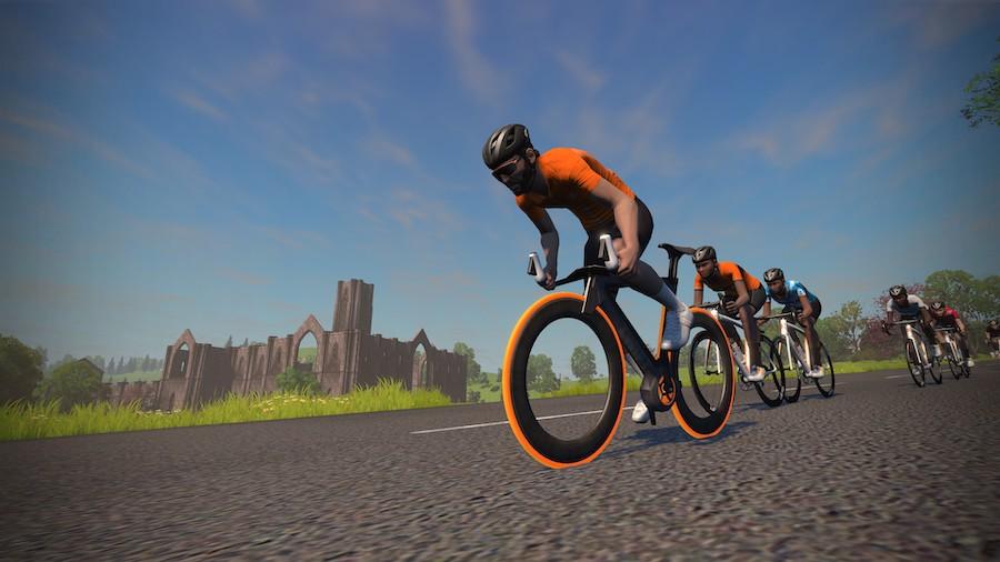 ズイフトがステアリング機能とロード世界選2019の公式コース詳細を発表
