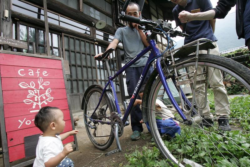 【群馬県】第2回ライドハンターズin上野村にyotaccoの軽トラカフェが出店!