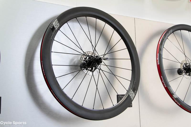 【ユーロバイク速報】ヴィジョンの新作は、ミドルグレードホイールとTT用