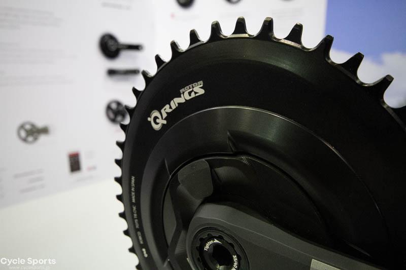 【ユーロバイク速報】ローター・インスパイダー ユニット化で様々なバイクに対応