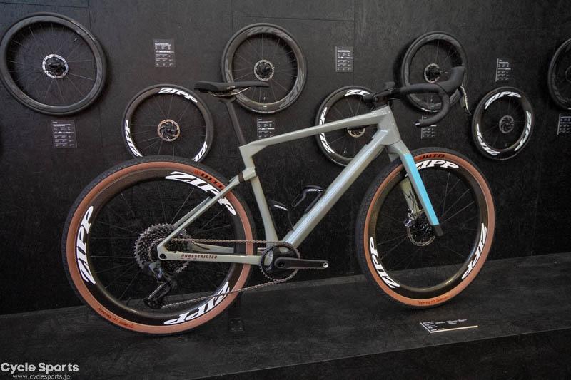 【ユーロバイク速報】ウルス BMCの新型グラベルバイク
