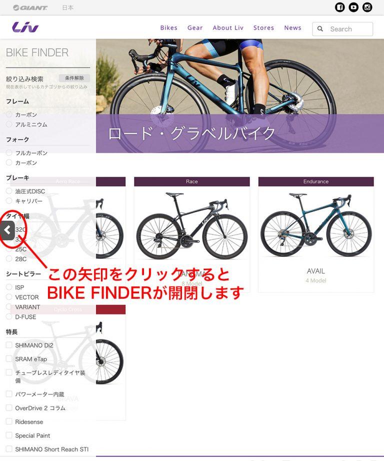 Liv2020モデルのウエブサイト公開