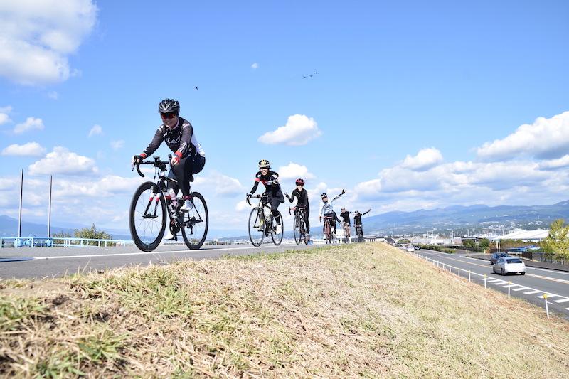 【静岡県】リンケージサイクリング「沼津ゆる〜り CYCLING&WALKING 55km」