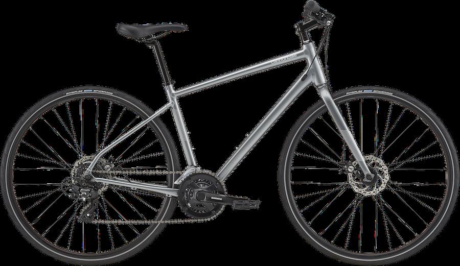 キャノンデール2020モデルのクロスバイク「クイック」ディスクブレーキモデル