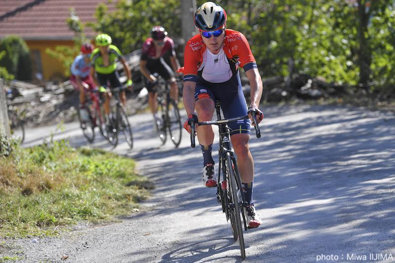 新城幸也のチームメイト、パドゥンが5位 ブエルタ2019 第15ステージ