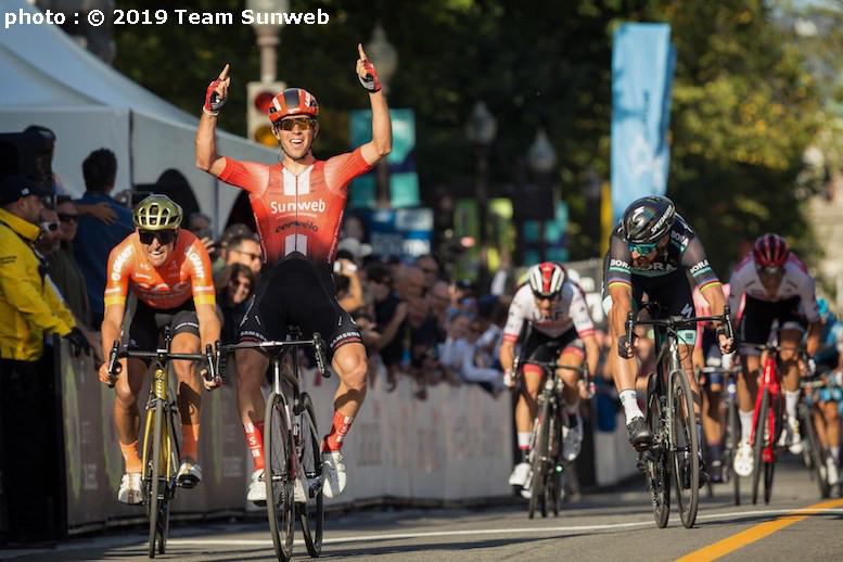 UCIワールドツアーのGP・ド・ケベック2019はマシューズが連覇