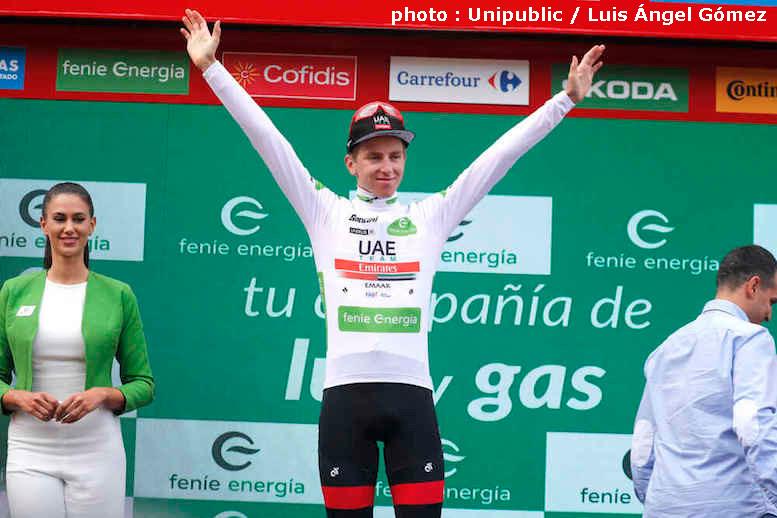 ブエルタ・ア・エスパーニャ2019第20ステージはポガチャルが今大会3勝目を上げ、総合3位の座を獲得
