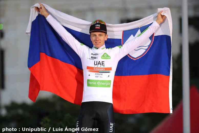 ブエルタ・ア・エスパーニャ2019でスロベニアのログリッチェが総合初優勝