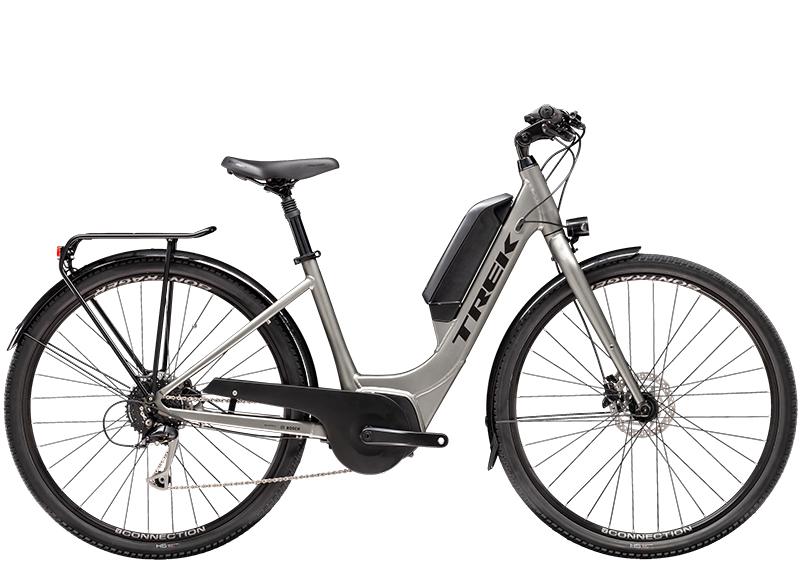 トレックの新型eバイク「ヴァーヴ+2」登場