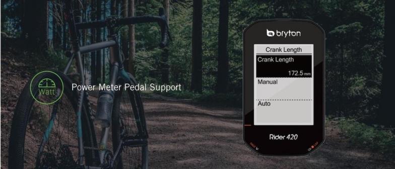 ブライトンの次世代GPSサイクルコンピューター「ライダー420」登場