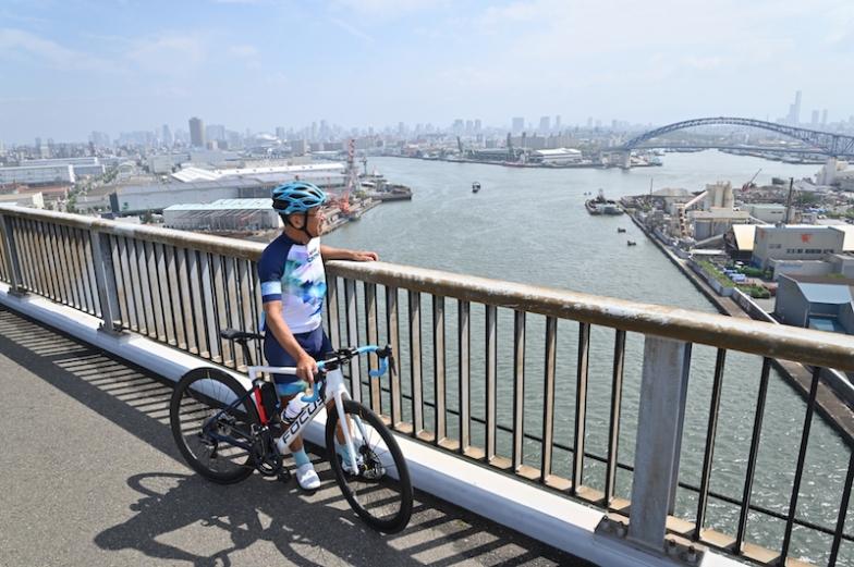 大阪北部サイクリングマップ