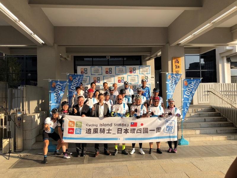 四国一周サイクリング