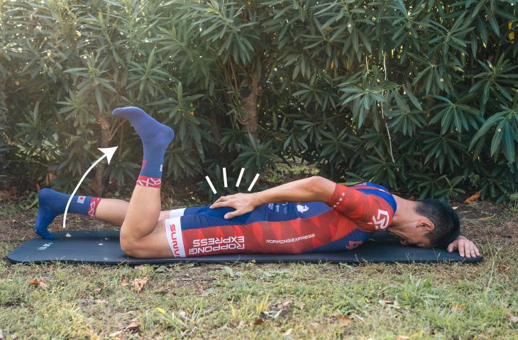 体幹トレーニング法1-1
