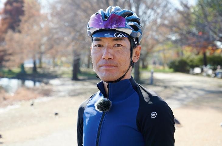 自転車ジャーナリスト・浅野真則
