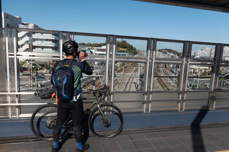 旧街道サイクリングの旅最終回