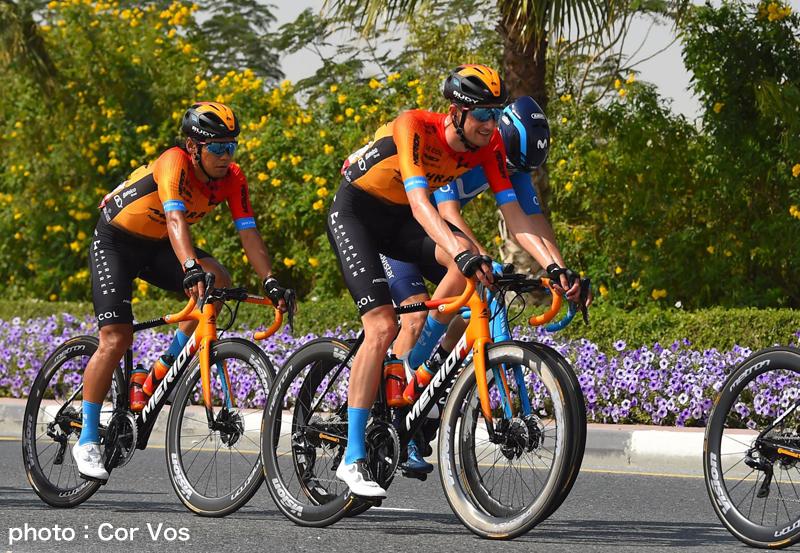 新城UAEツアー第1ステージ