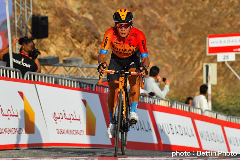 新城UAEツアー第2ステージ