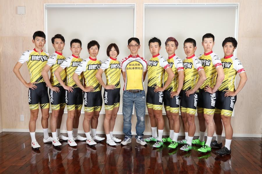 ラファ×弱虫ペダルサイクリングチーム