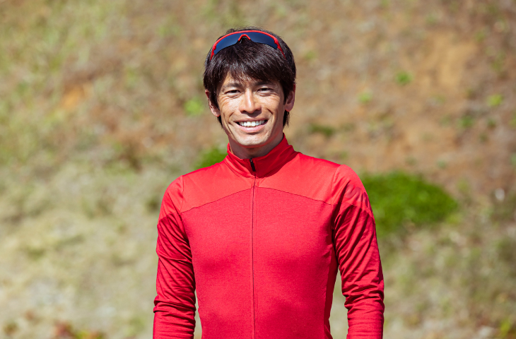 UCIコーチ/プロサイクリスト:小笠原 崇裕さん