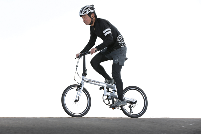 今選ぶべき折りたたみ自転車・モンベル