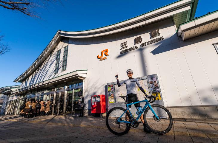 スポット1:JR三島駅