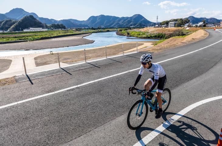 狩野川サイクリングロード