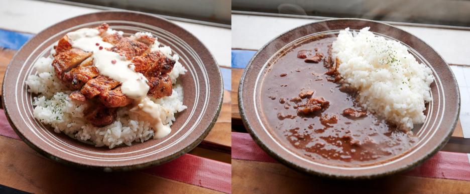 チェレステカフェの料理