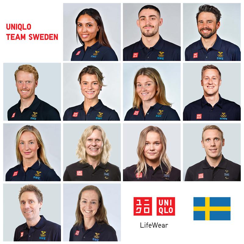 ユニクロチームスウェーデン