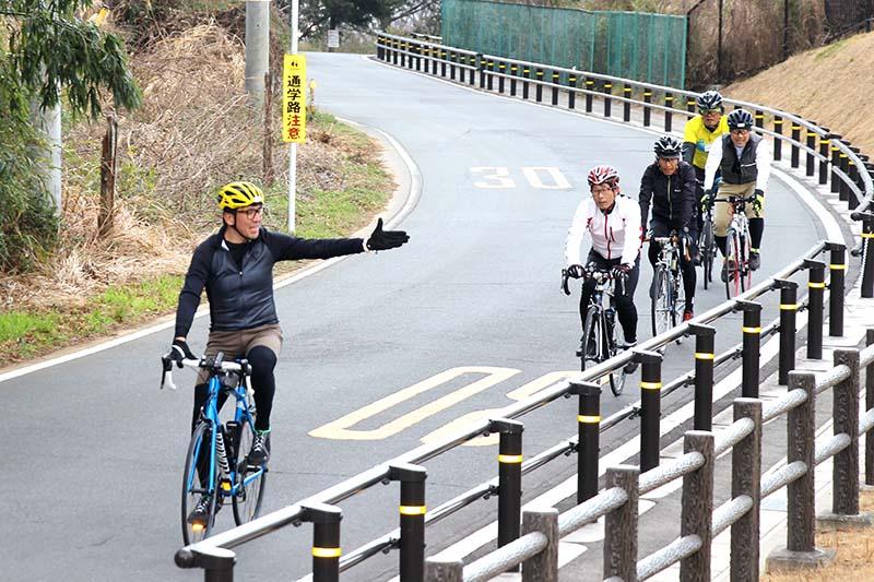 サイクリングガイド検定講習会