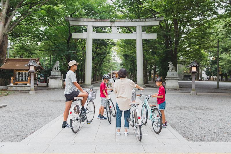 ライド アラウンド in 東京多摩