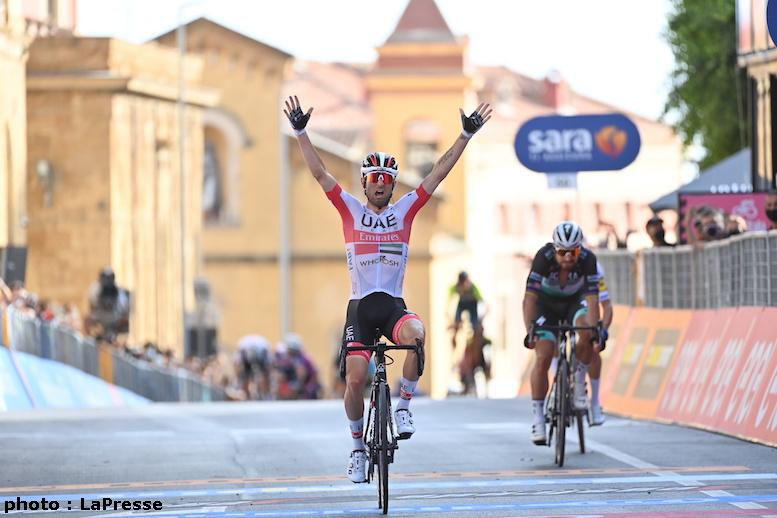 アップヒルゴールのジロ・デ・イタリア2020 第2ステージは地元 ...