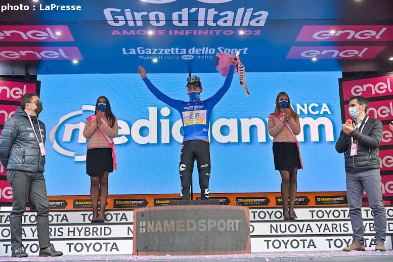 ジロ・デ・イタリア2020
