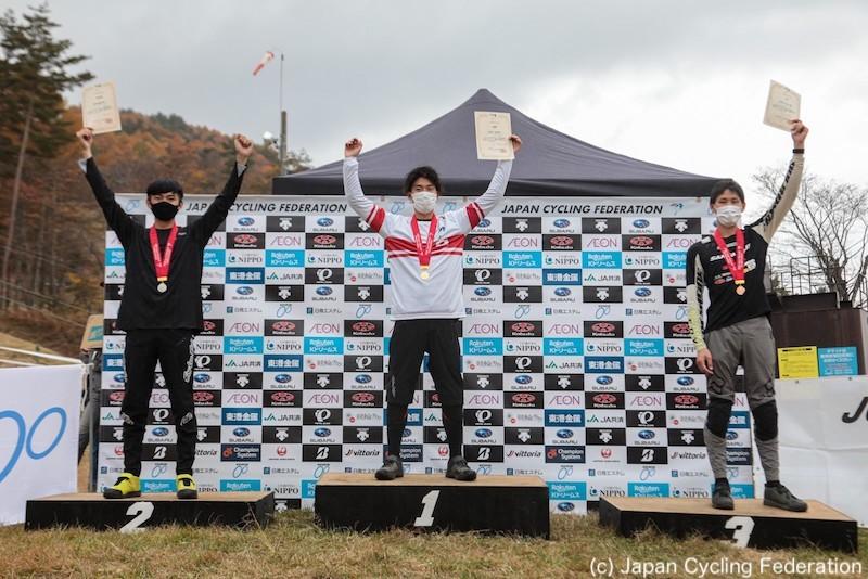 第33回全日本自転車競技選手権大会 MTB DHI