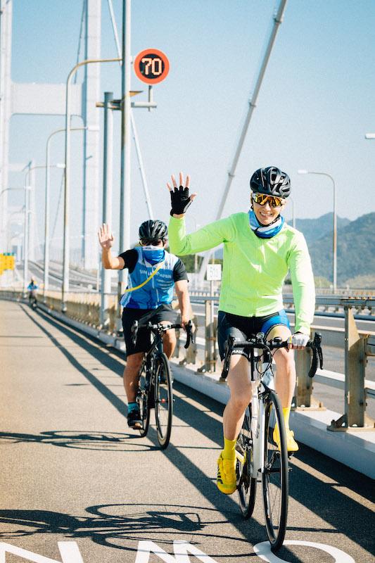 今治・しまなみ自転車大使